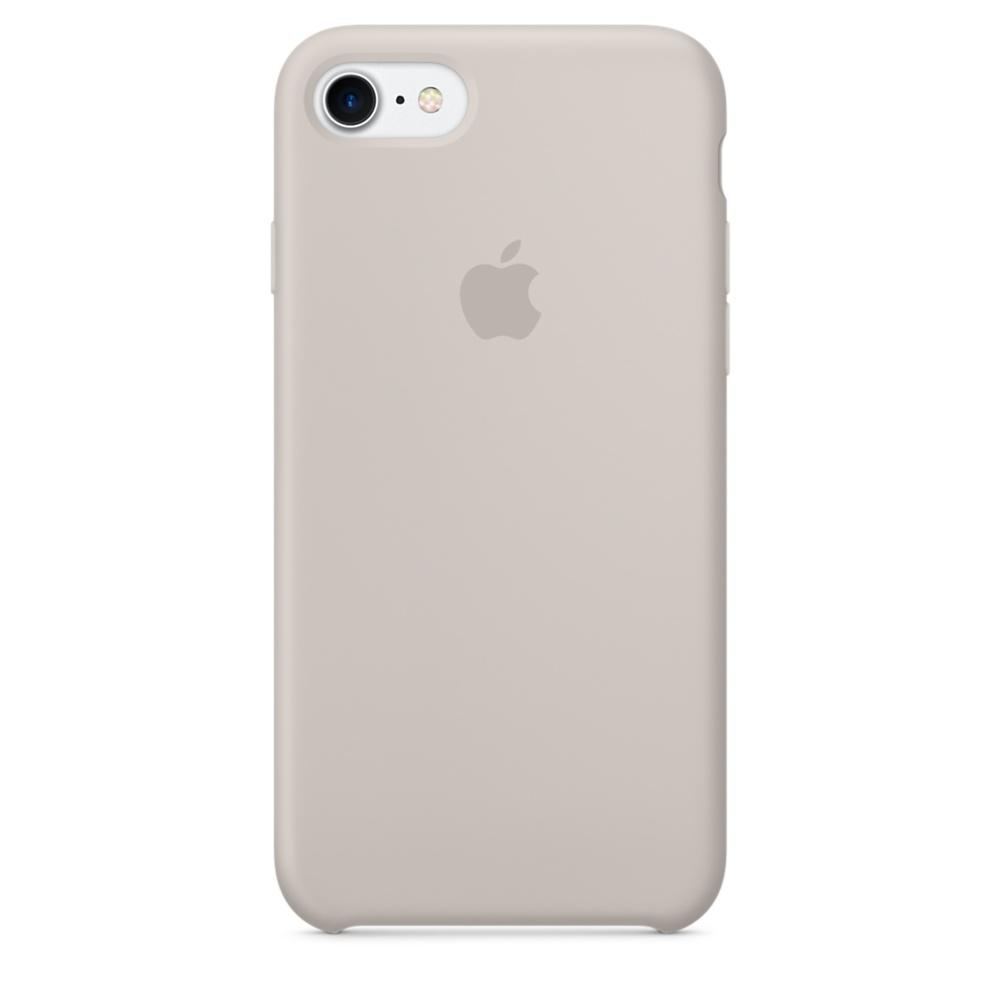 iPhone 7 Silicone Case - Stone