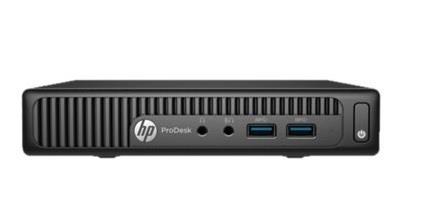 HP ProDesk 400 Mini G2 i5-6500T 4GB(DDR4) 500GB(7200rpm) HD530 Win7P/Win10P64Bit
