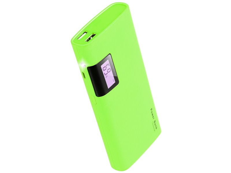 Powerbank 13000 mAh Green