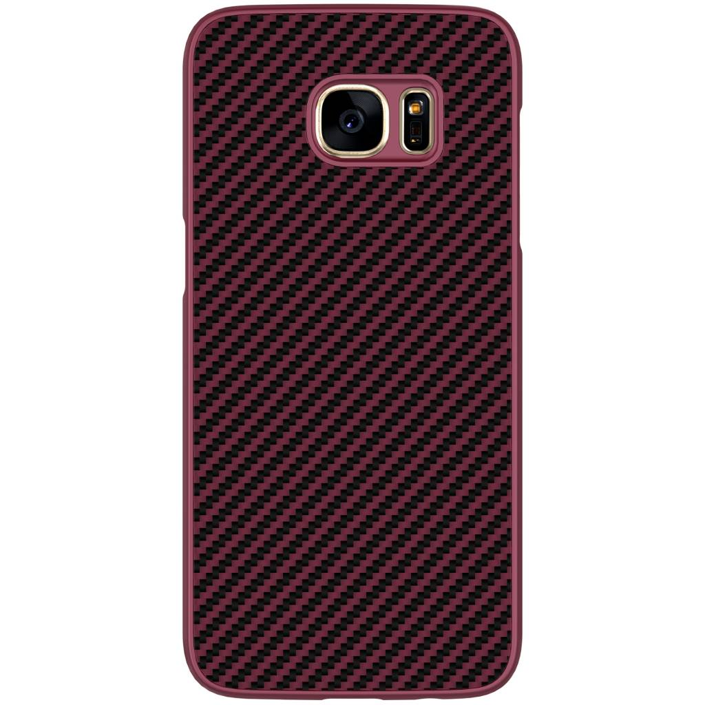 Nillkin Zadní Kryt Red pro G935 Galaxy S7 Edge
