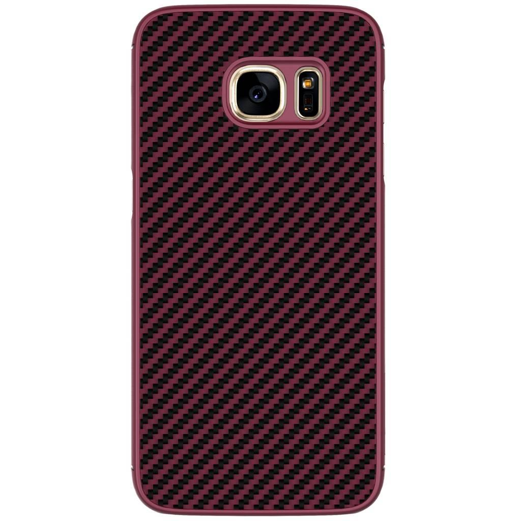 Nillkin Zadní Kryt Red pro G930 Galaxy S7