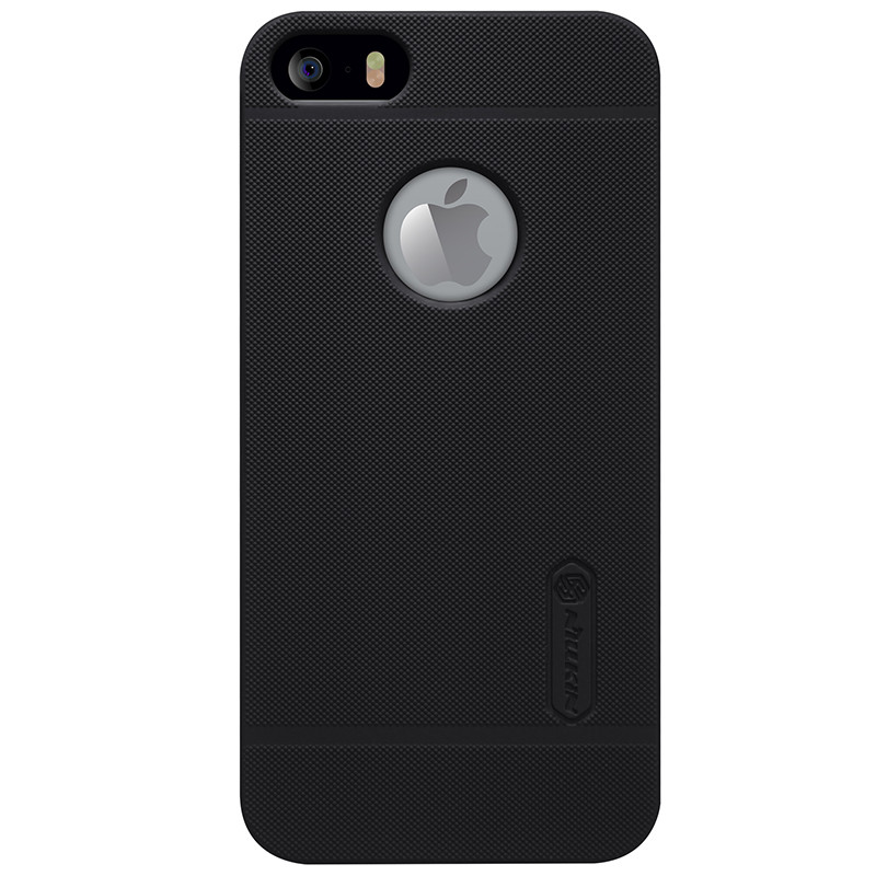Nillkin Frosted Kryt Black pro iPhone 5/5S/SE