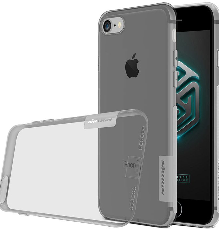 Nillkin Nature TPU Grey pro iPhone 7