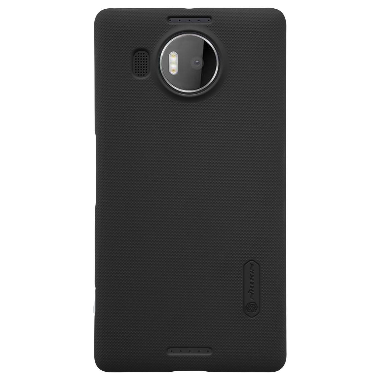 Nillkin Frosted Kryt Black pro Nokia Lumia 950 XL