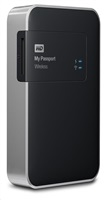 "BAZAR - WD My Passport Wireless 2TB Ext. 2.5"" USB3.0, Black"