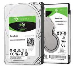 Seagate BarraCuda 2.5'' 500GB SATA3 5400RPM 128MB