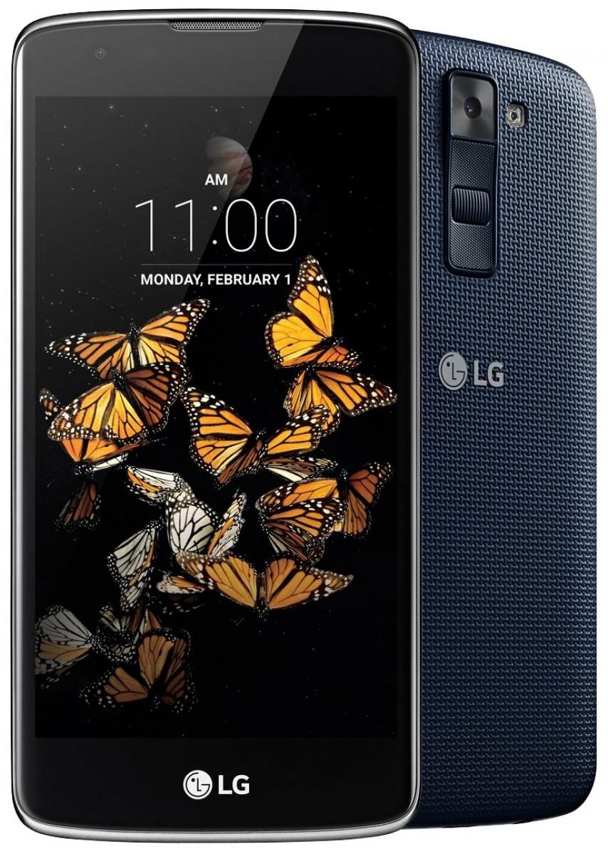 LG K8 LTE (K350n) - Tmavomodrý