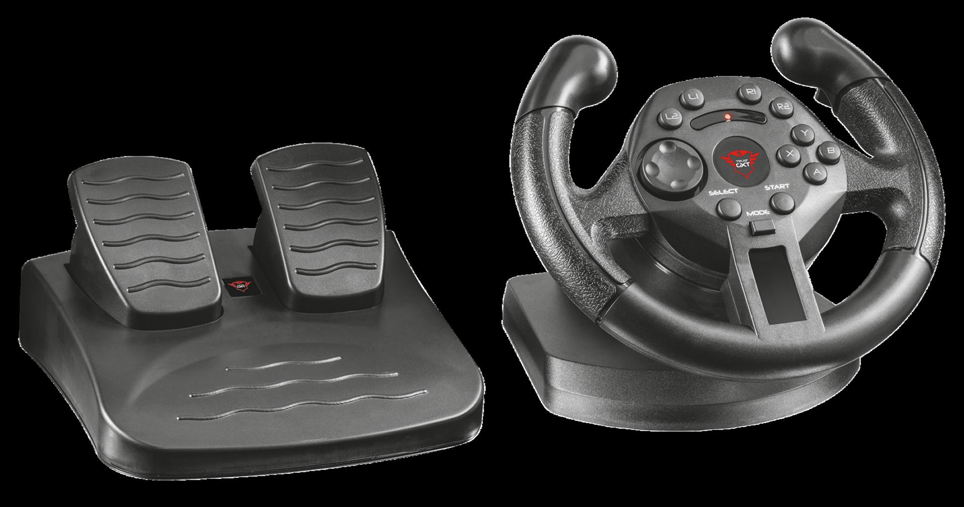 TRUST Volant GXT 570 Compact, vibrační