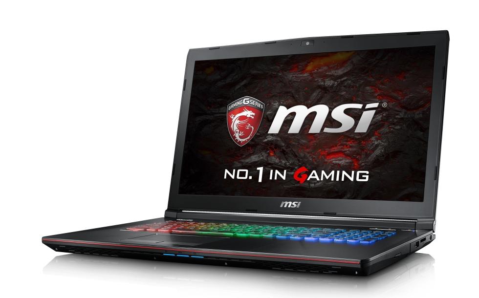 "MSI GE72VR 6RF-204CZ Apache Pro/ i7-6700HQ Skylake/16GB/128GB SSD+1TB HDD/DVD RW/ GTX1060, 3GB/17,3"" FHD/ W10"