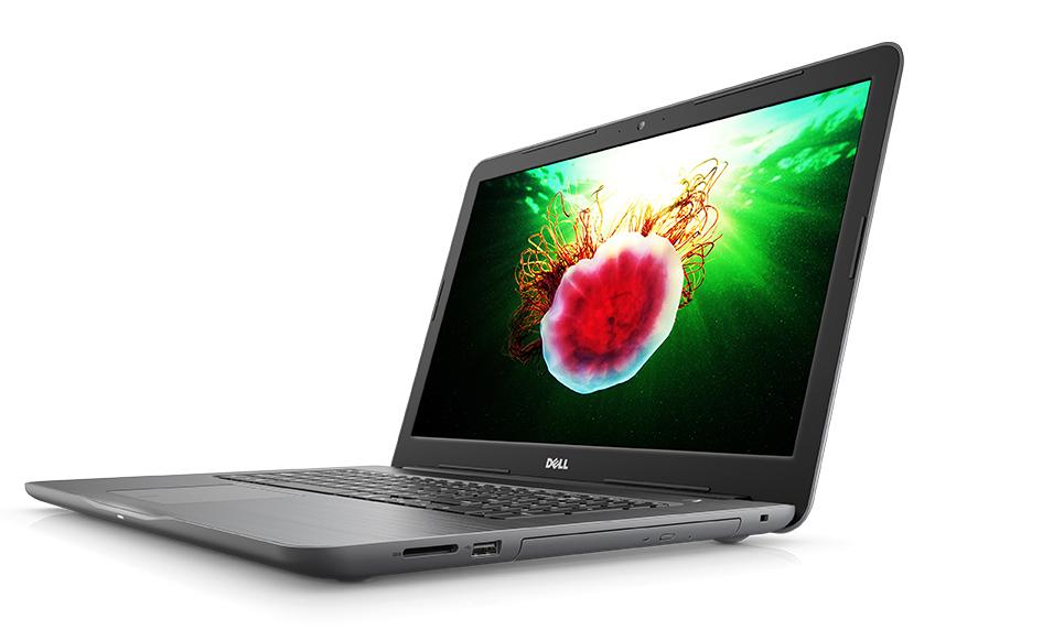 """Dell Inspiron 5767 FHD 17"""" i5-7200U/8GB/1TB/R7 M445-4G/MCR/HDMI/RJ45/DVD/W10P/3RNBD/Černý"""