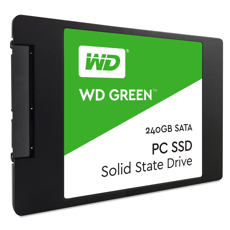 WD GREEN SSD WDS240G1G0A 240GB SATA/600 7mm