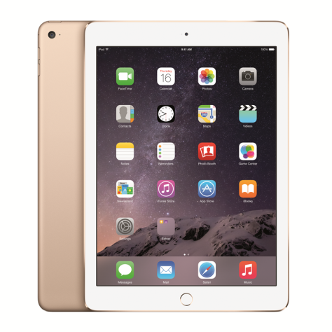 iPad Air 2 Wi-Fi Cell 128GB Gold