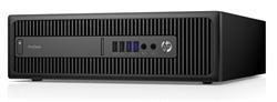 HP ProDesk 600 G2 SFF, i3-6100, IntelHD, 4GB, 1TB, DVDRW, KLV+MYS, W10Pro, 3y