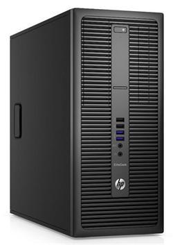 HP EliteDesk 800 G2 TWR, i7-6700, IntelHD, 8GB, 500GB, DVDRW, KLV+MYS, W10Pro, 3y