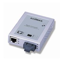 Edimax média konvertor, 10/100BaseTX na single mode Fiber Optic SC, 30km