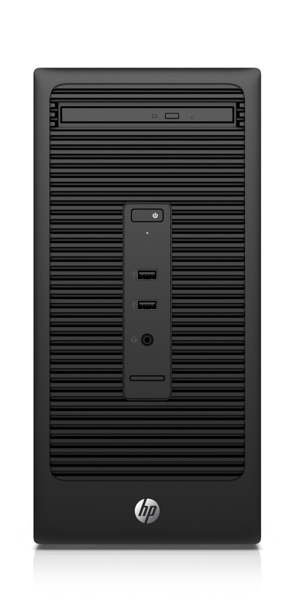 HP 280G2 MT / Intel G3900 / 4GB / 128GB SSD / Intel HD / DVDRW / Win10 Pro + Win 7 Pro