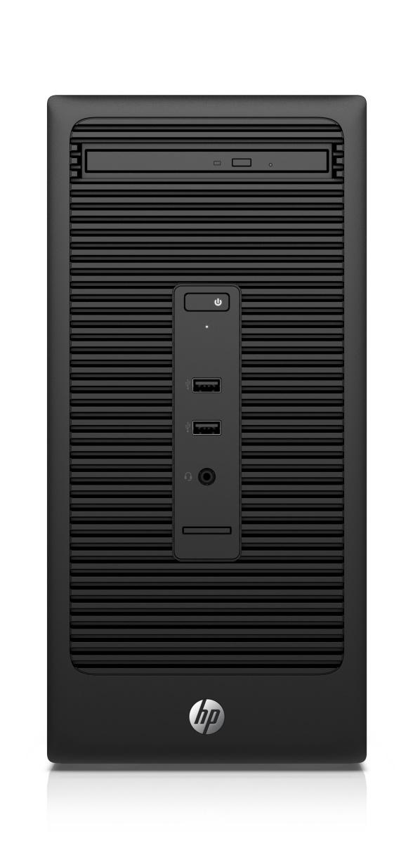 HP 280G2 MT / Intel G4400 / 4GB / 128GB SSD / Intel HD / DVDRW / Win10 Pro + Win 7 Pro