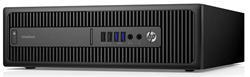 HP EliteDesk 800 G2 SFF, i5-6500, IntelHD, 8GB, 500GB, DVDRW, KLV+MYS, W10Pro, 3y