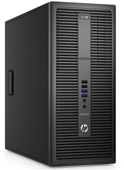 HP EliteDesk 800 G2 TWR, i7-6700, GTX960/2GB, 8GB, 256GB SSD, DVDRW, KLV+MYS, W10Pro, 3y