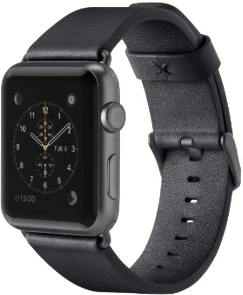 BELKIN Apple watch řemínek,42mm, černý
