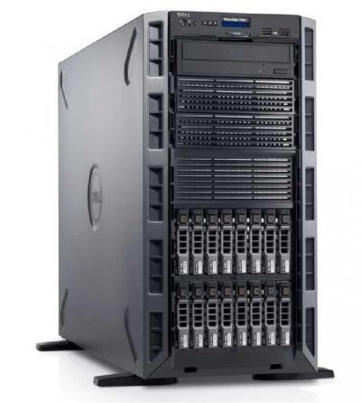 DELL PE T330 QC Xeon E3-1220 v5/8GB/2x300GB/2xLAN/redzdroj
