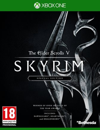XOne - The Elder Scrolls V: Skyrim Special Edition