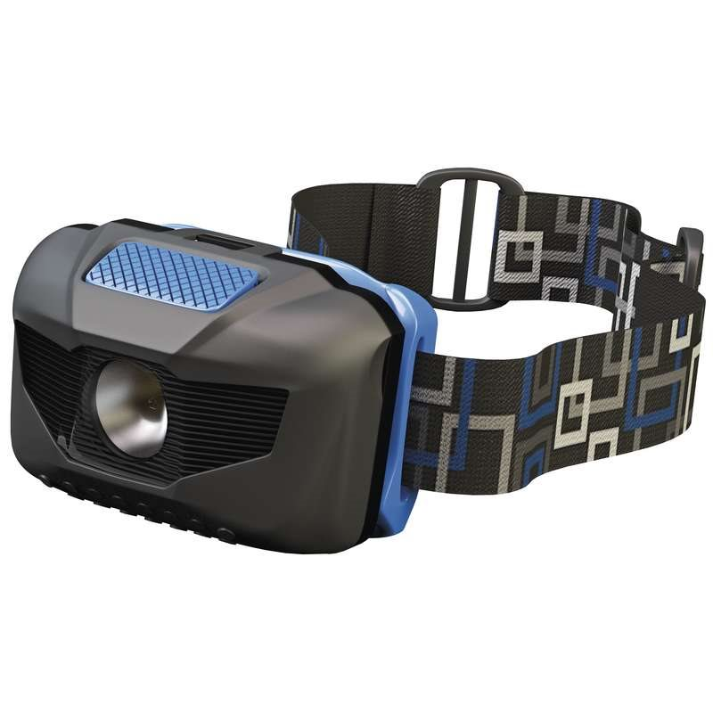 Emos LED svítilna čelovka E713, 1W, 3x AAA