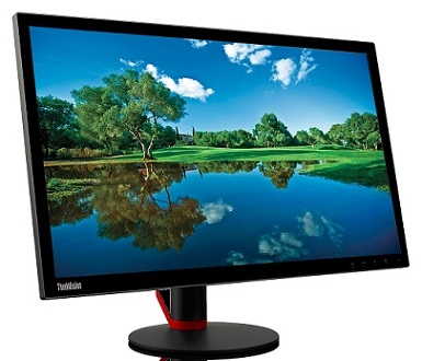 """Lenovo LCD Pro2820 Wide 28"""" VA WLED/16:9/1920x1080/300cd-m2/3000:1/6,5ms/VGA+HDMI(MHL)+DP/Pivot/VESA"""