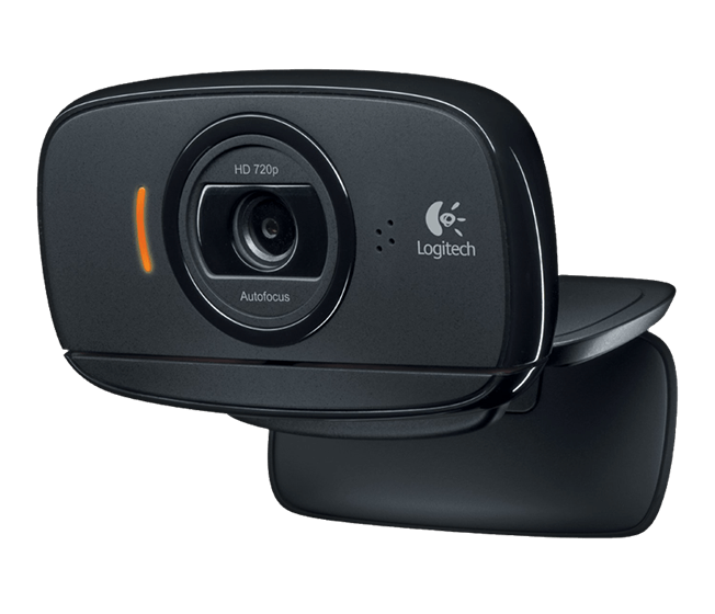 Logitech HD Webcam C525, HD, 720p video, foto 8 Mpx,