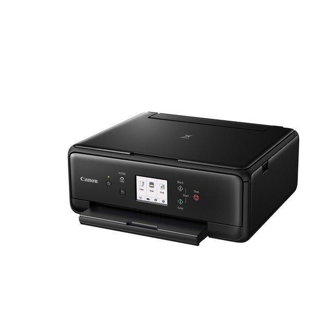 Zlevněné zboží: Canon PIXMA TS6050 - PSC/Wi-Fi/AP/WiFi-Direct/Duplex/PictBridge/4800x1200/USB black