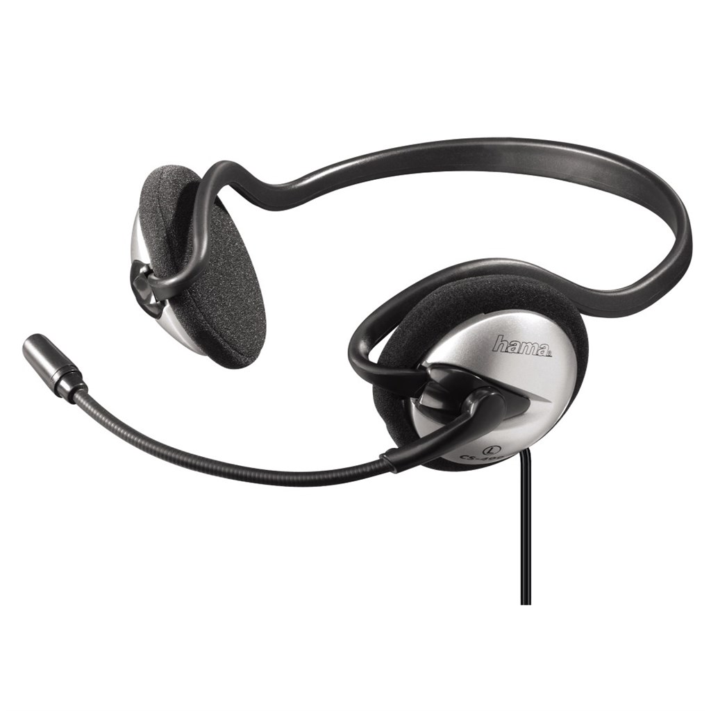 "Hama PC Neckband Headset ""CS-499"""