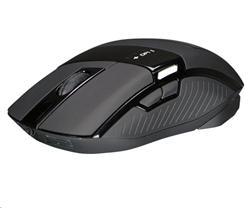 ZALMAN myš ZM-M501R, optická, 4000DPI, USB, 9tl., LED, black