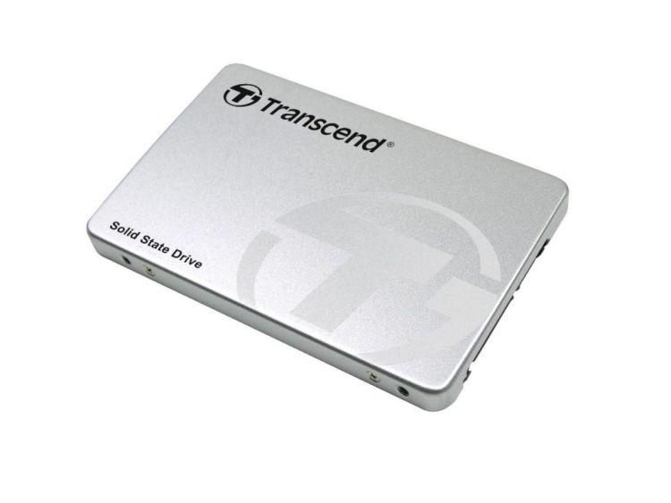 Transcend SSD SSD370 64GB SATA3 2,5'' 7mm čtení:zápis (450/80MB/s) kryt: hliník