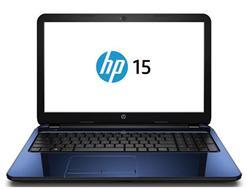 HP 15-g205nc, A4-6210 quad, 15.6 HD, 8570M/1GB, 8GB, 1TB, DVD-RW, W8.1ML64, Revolutionary blue - IMR
