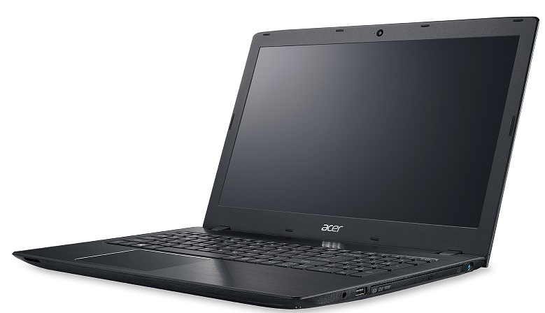 "Acer Aspire E15 (E5-575-53AL) i5-7200U/4GB+N/256GB SSD M.2+N/DVDRW/HD Graphics/15.6"" FHD matný/BT/W10 Home/Black"