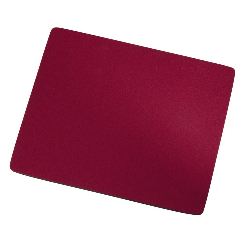 Hama podložka pod myš, textilní, červená