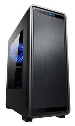 Eurocase ML X818 ATX, 1x USB 3.0, 2x USB 2.0, černá, bez zdroje