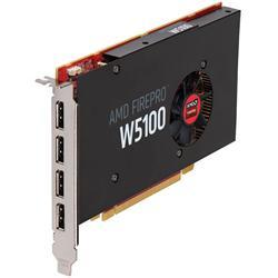 AMD FirePro W5100 4GB GDDR5, 4-DP, PCIe 3.0