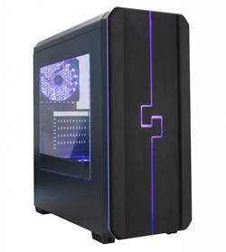 Eurocase ML X805 ATX, 1x USB 3.0, 2x USB 2.0, černá, bez zdroje