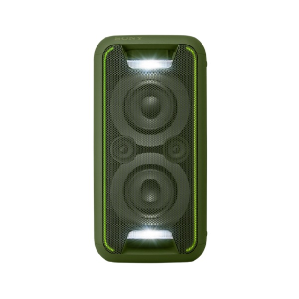 SONY GTK-XB5 - Domácí audiosystém s vysokým výkonem s technologií Bluetooth® - Green