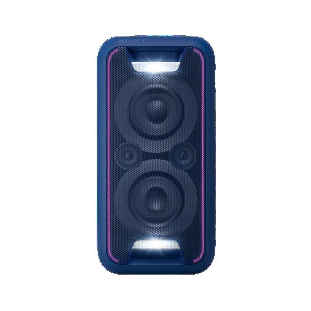 Sony Hi-Fi G-Tank GTK-XB5, USB,MP3,BT,NFC, modrý