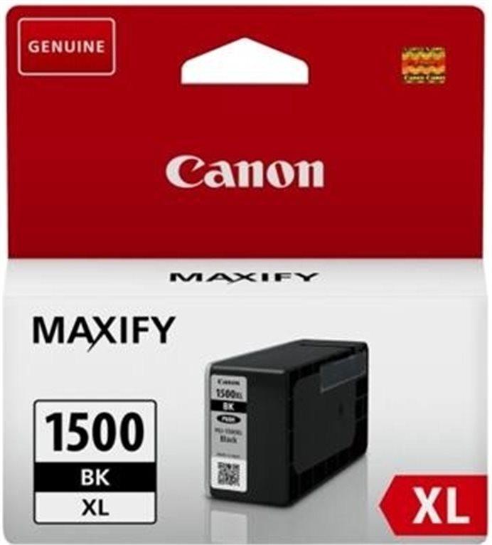 Canon cartridge INK PGI-1500XL BK TRIPLE