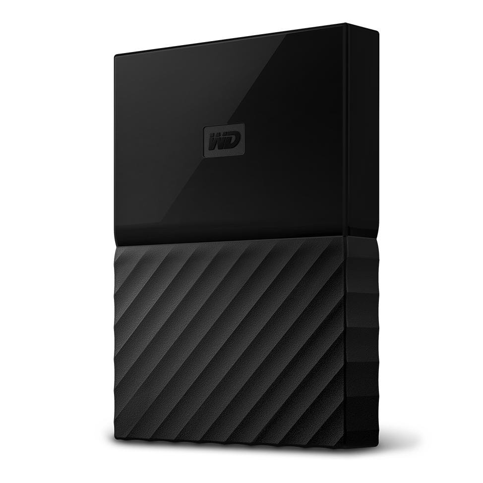 "Ext. HDD 2.5"" WD My Passport for MAC 2TB USB 3.0"