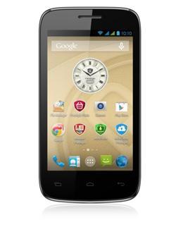 "PRESTIGIO MultiPhone 3404 DUO, 4"" 800x480, Dual SIM, Android 4.4, Dual Core 1Ghz, 512MB RAM, microSD, GPS, 2000mAh,BAZAR"