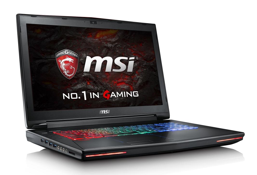 "MSI GT72VR 6RD-401CZ Dominator/ i7-6700HQ Skylake/16GB/256GB SSD+1TBHDD/GTX1060,6GB/DVDRW/17,3"" FHD(120Hz)/ W10"
