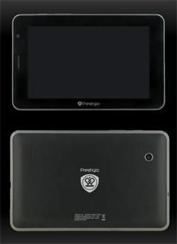 "PRESTIGIO MultiPad PMP5570,7"" m-touch,1.6GHz dual-core,1GB RAM,1024*600, Android 4.0.4,8GB flash,Micro SD,BAZAR"