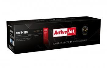 ActiveJet Toner OKI B431 Supreme (ATO-B431N) 10000 str.