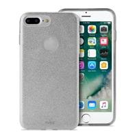 """Puro zadní kryt """"SHINE"""" pro Apple iPhone 7 Plus, stříbrná"""