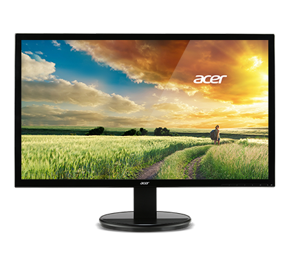 "Acer LCD K272HLEBID, 69cm (27"") LED 1920 x 1080/100M:1/6ms/ 300cd/m2 / DVI, HDMI,"