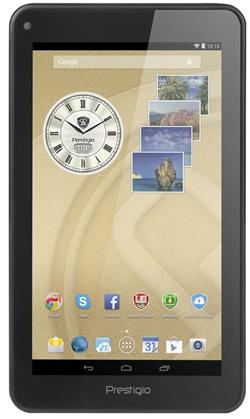 "PRESTIGIO MultiPad Thunder 7.0i, 7"" 1024*600,1.2GHz DC Intel Atom Z2520,1GB RAM, Android 4.4,8GB flash,mSD,Wi-fi,bazar"